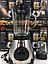 Кухонный блендер Domotec MS 6609   пищевой экстрактор   кухонный измельчитель шейкер, фото 3