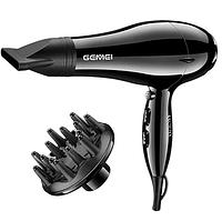 Фен для сушки волос GEMEI GM-103 2.2кВт АС Sensor