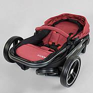 """Коляска дитяча трансформер """"JOY"""" Naomi 80793 (1) універсальна 2 в 1 Гарантія якості Швидка доставка, фото 7"""
