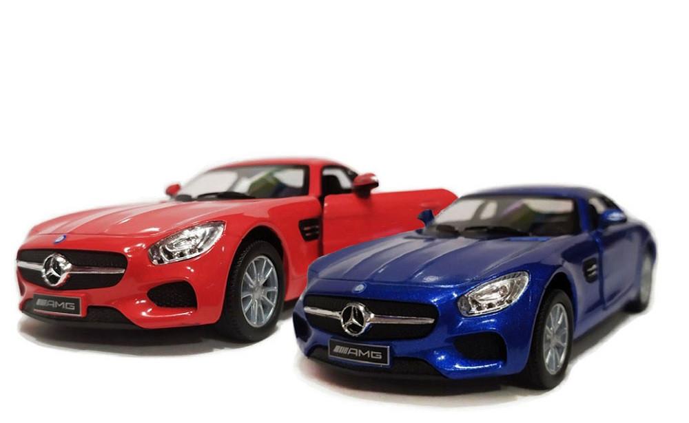 Kinsmart Mercedes-AMG GT