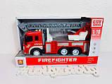 Пожежна машина WY 350 B, фото 2