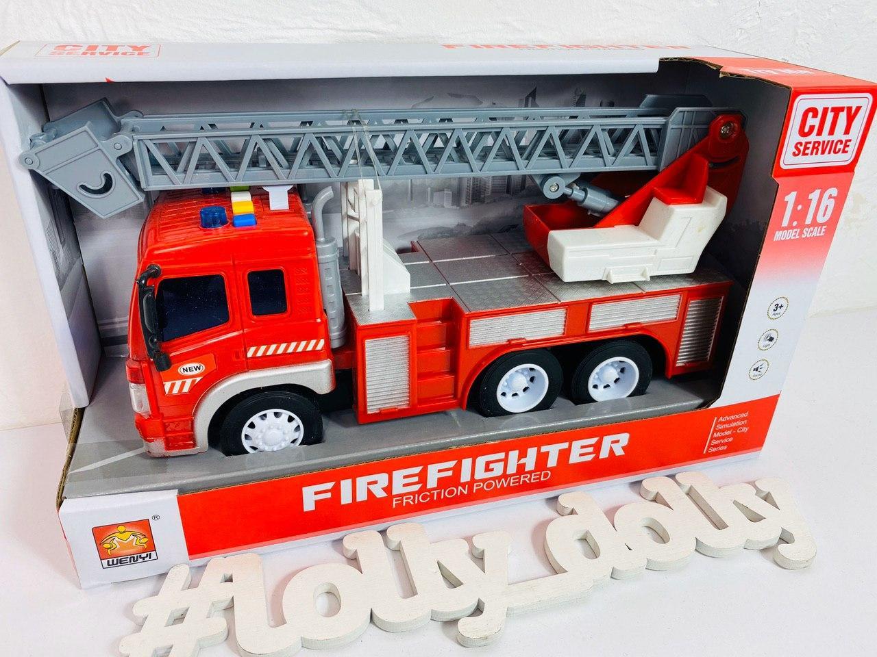 Пожежна машина WY 350 B