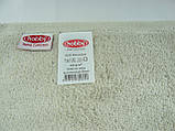 Полотенце  махровое Hobby 70х140, бежевое,  560 г/м², фото 3