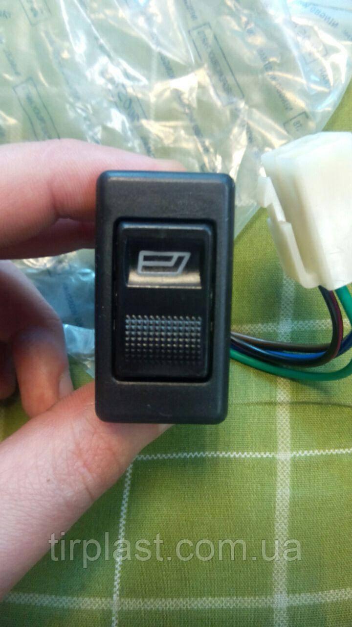 Кнопка стеклоподъемника Man F2000 модуль пульт МАН Ф2000