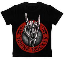 Детские рок-футболки