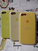 Силиконовый чехолApple Silicone CaseдляiPhone 7 / 8 - Color 1, фото 2