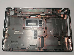 Б/У корпус поддон (низ) для Toshiba Satellite C650 C650D C655 C655D V000220070, фото 2