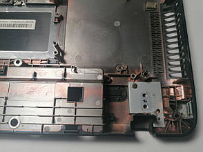 Б/У корпус поддон (низ) для Toshiba Satellite C650 C650D C655 C655D V000220070, фото 3