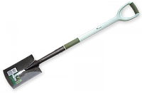 ERGONOMIC Лопата пряма для газона, KT-W2233