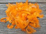 Перья декоративные цветные, 150 шт/уп (4-5 гр), 30 грн, фото 7