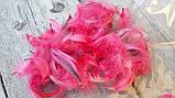 Перья декоративные цветные, 150 шт/уп (4-5 гр), 30 грн, фото 8