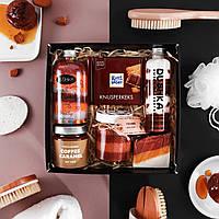 """Подарочный набор для женщины. Подарок женщине . Подарок подруге """" Безумный шоколад """""""