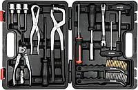Набор инструмента для обслуживания тормозной системы YATO 15 предм.