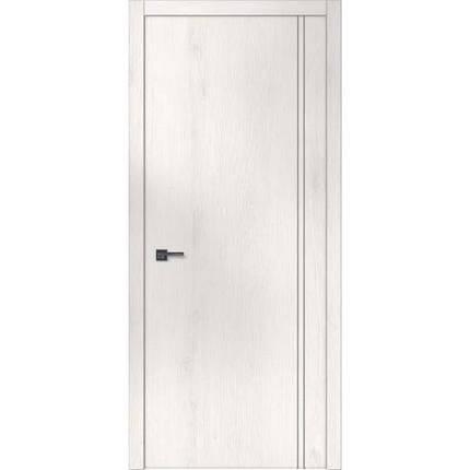 """Межкомнатные двери """"WakeWood"""" Forte 09 (глухое полотно + вертикальный молдинг), фото 2"""