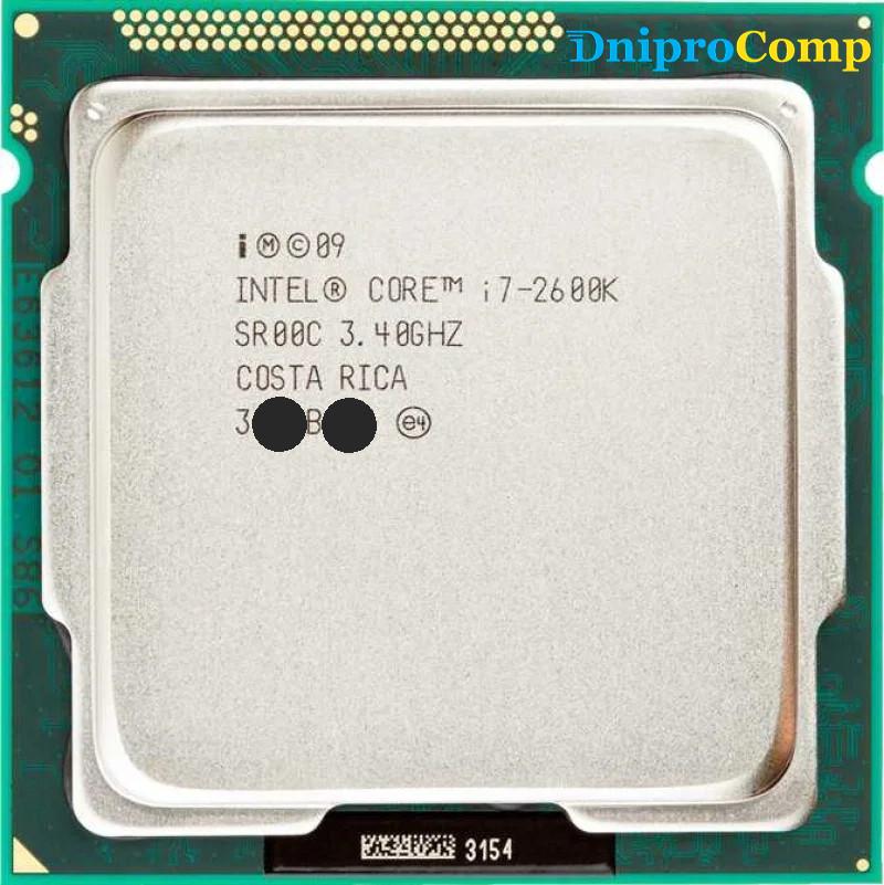 Intel Core i7-2600K 3.4 GHz/8M (s1155)
