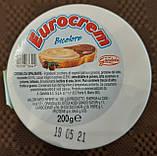 Шоколадный крем Eurocrem Bicokora Crema da Spalmare белый+молочный Италия 200г, фото 4