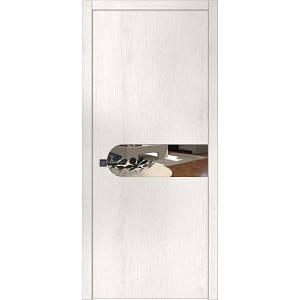 """Межкомнатные двери """"WakeWood"""" Forte 01 (декор - окраш стекло или зеркало)"""