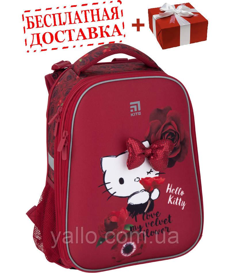 Рюкзак школьный каркасный Kite Education 531 Hello Kitty (HK20-531M)