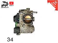 Дроссельная заслонка Astra H G, Астра Н G 1.6 №34 25362123, 055352858