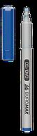 Маркер водостійкий 0,6мм для CD синій, Buromax (12), фото 1