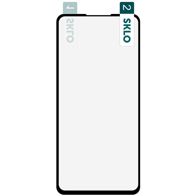 Купить Гибкое защитное стекло SKLO Nano (тех.пак) для Xiaomi Redmi K20 / K20 Pro / Mi9T / Mi9T Pro