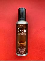 Контролирующая пенка для волос American Crew Official Supplier to Men Techseries Control Foam , 200 ml