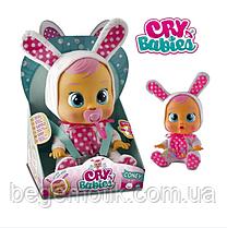 Интерактивная Кукла плакса IMC Toys Cry Babies Coney Baby Doll Пупс Зайка КОНИ