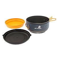 Каструля Jetboil FluxRing Helios II Cooking Pot 3L Black (JB CCP300)
