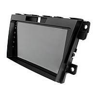 """Штатная автомобильная магнитола Mazda CX-7 (2008-2014 г.) 9"""" память 2/32 Гб GPS Can модуль IGO Wi Fi Android, фото 2"""