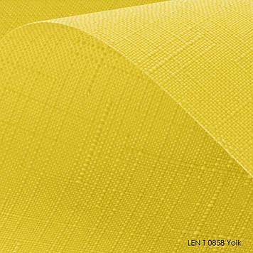 Тканевые ролеты Len T-0858 yolk