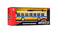 Троллейбус AS-2438 (Yellow)