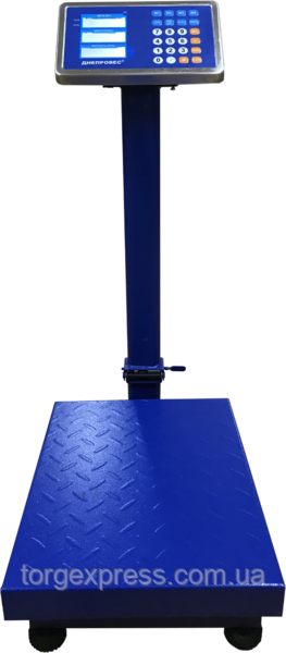 Весы товарные Днепровес ВПД-403ДЛ до 150 кг