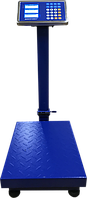 Весы товарные Днепровес ВПД-403ДЛ до 150 кг, фото 1