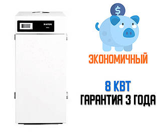 Газовый котел ATON ATMO 8EM 8 кВт