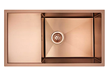 Мийка для кухні (бронза) прямокутна 9-064, фото 3