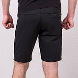 Чоловічі трикотажні шорти NIKE, чорного кольору, фото 4