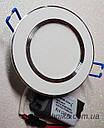 Светодиодная панель встраиваемая Feron AL527 5W 4000K (корпус-белый), фото 2