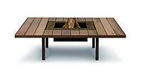 Tavolo  - Уличный стол-гриль дровяной. Италия., фото 1