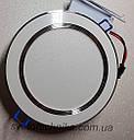 Светодиодная панель встраиваемая Feron AL527 12W 4000K (корпус белый), фото 2