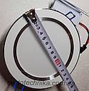 Светодиодная панель встраиваемая Feron AL527 12W 4000K (корпус белый), фото 5