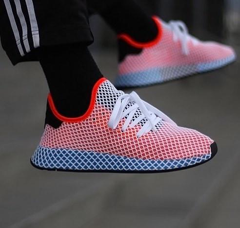 ТОП качество. Кроссовки 36, 41, 42, 43 размеры Adidas Deerupt Runner