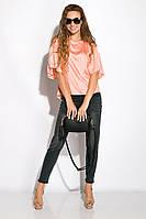 Блуза женская свободного покроя 118P154 (Персиковый), фото 1
