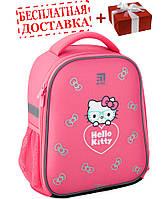 Рюкзак школьный каркасный Kite Education 555 Hello Kitty (HK20-555S)