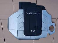 Накладка двигателя декоративная Крышка двигателя Audi A6 C6 2005-2011 2.7tdi 059103925AG