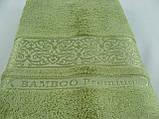 Полотенце  бамбуковое 70х140, 500 г/м², фото 2