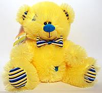 Мягкий плюшевый мишка Тедди 36 см.рост45см.