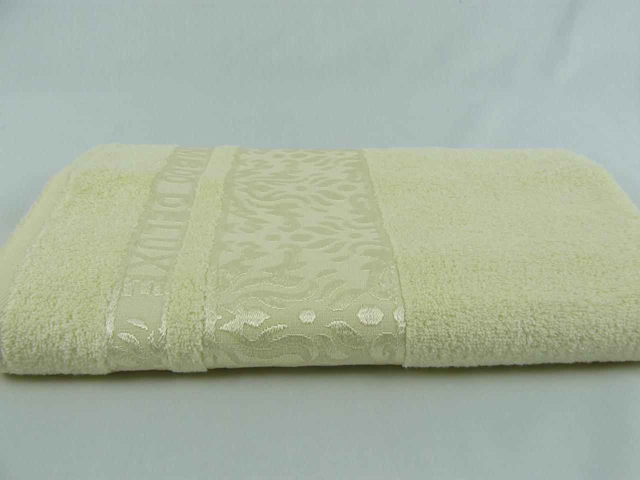 Полотенце  бамбуковое 70х140, 500 г/м²