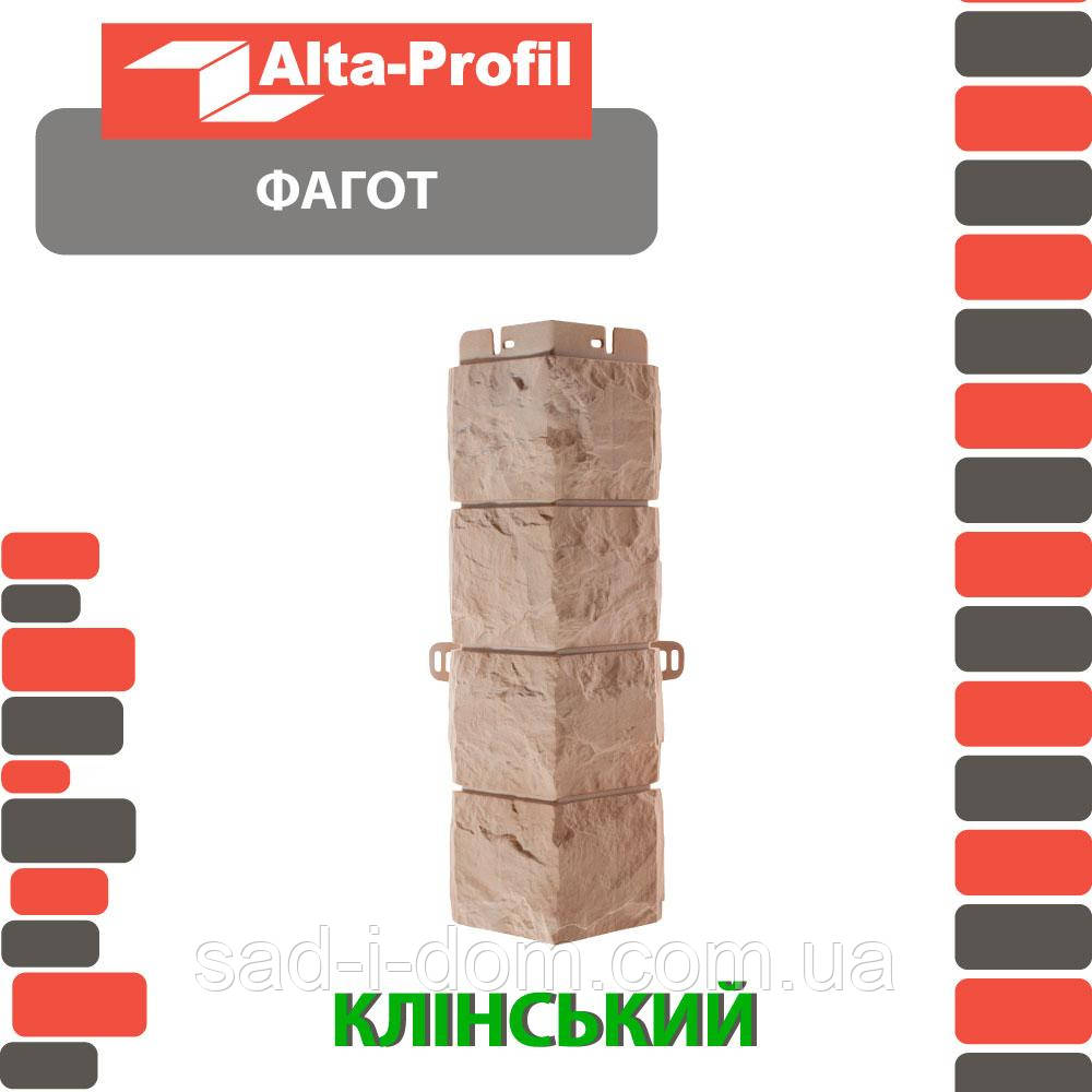 Наружный угол Альта-Профиль Фагот 0,445х0,148 м Клинский