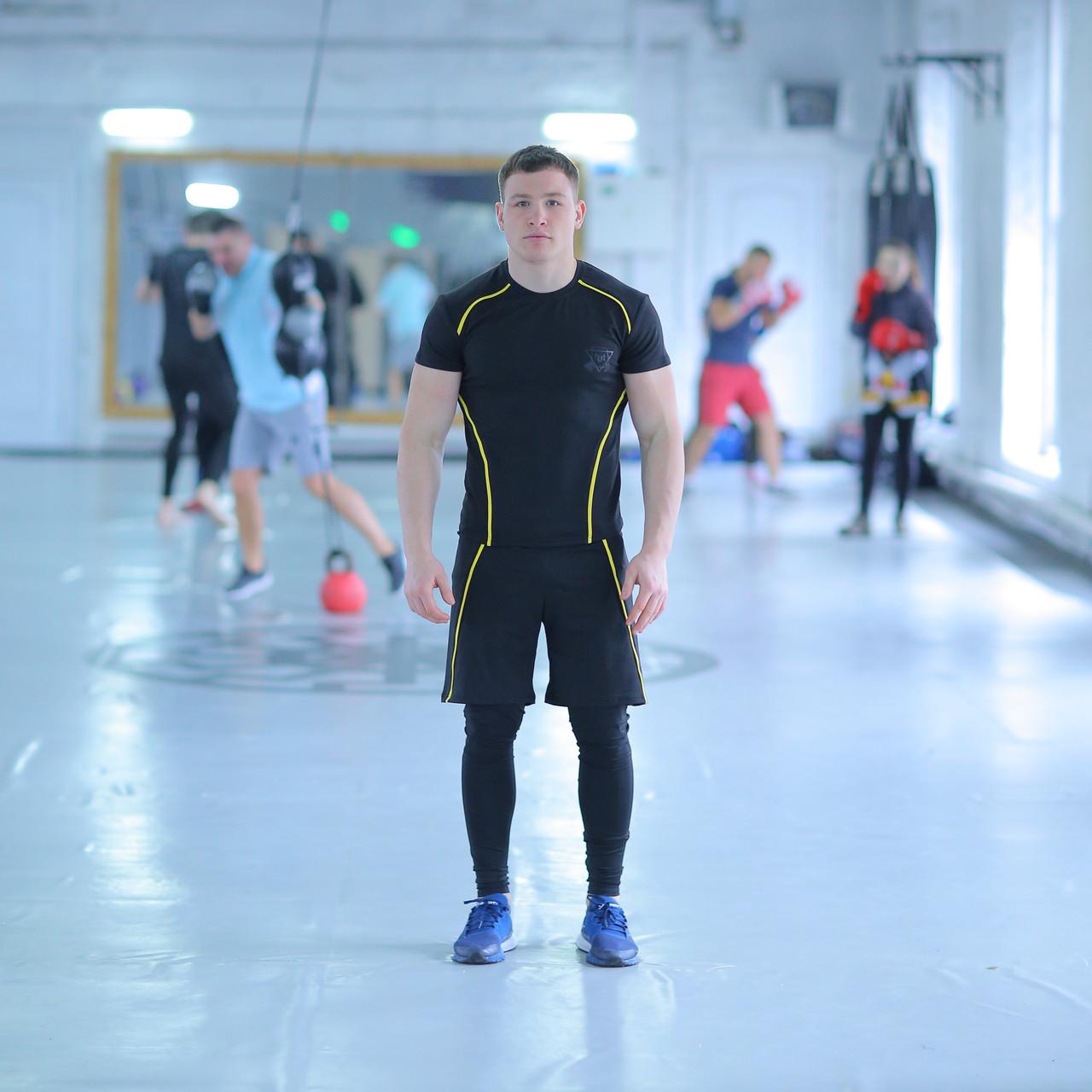 Компрессионная Одежда для спортзала fitU Glory FitU