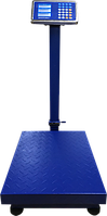 Весы товарные Днепровес ВПД-405ДЛ до 300 кг